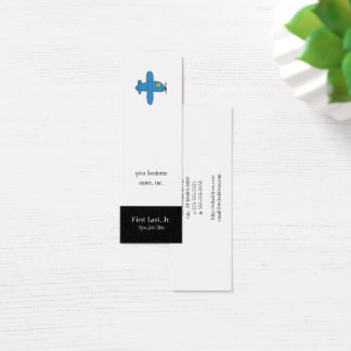 Airbeep Colorized Mini Business Card