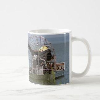 Airboat Coffee Mug