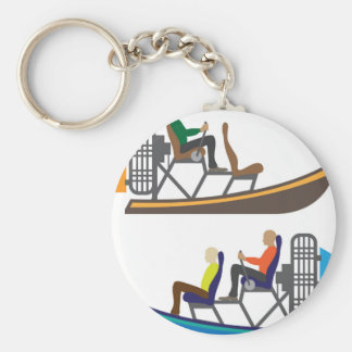 AirBoat Key Ring