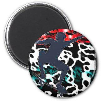 Airborne1 6 Cm Round Magnet