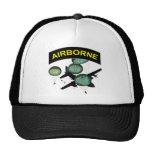 Airborne 2 mesh hats