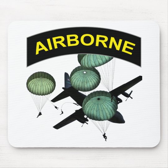 Airborne 2 mouse mat