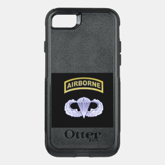 Airborne! All The Way! OtterBox Commuter iPhone 8/7 Case