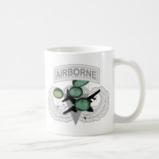 Airborne Jump with Wings Mug