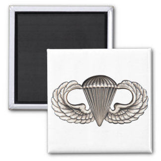 Airborne Fridge Magnet