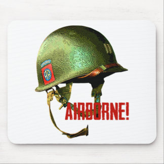 Airborne! Mouse Pad