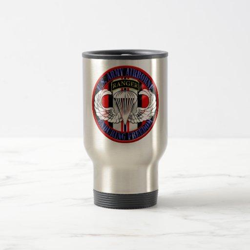 Airborne OEF Ranger Mugs