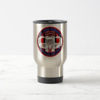 Airborne OEF Sapper 15 Oz Stainless Steel Travel Mug