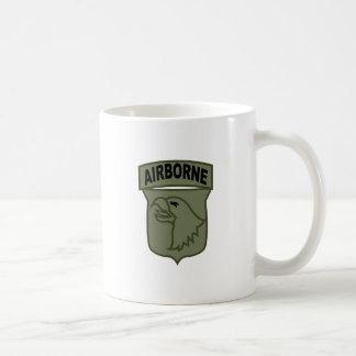Airborne Patch Basic White Mug