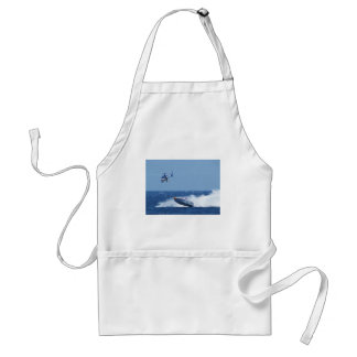 Airborne Powerboat And Helicopter Standard Apron