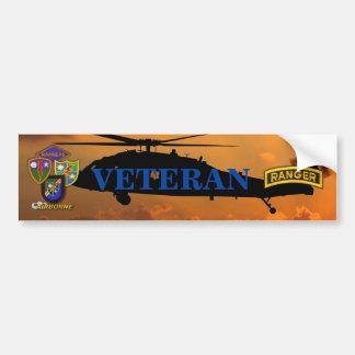 Airborne Rangers Veterans Vets LRRP Bumper Sticker
