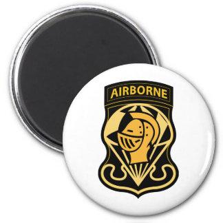 Airborne Tab Fridge Magnet