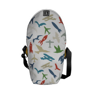 Airborne.. with wings commuter bags