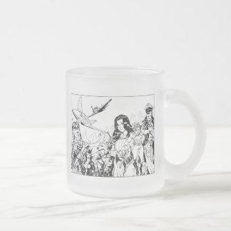 Airboy b/w Mug