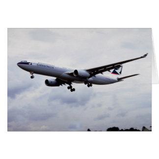 Airbus A330 Card