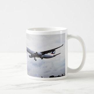 Airbus A330 Basic White Mug