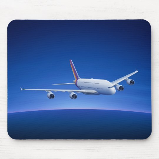 Airbus A380 Mouse Mat