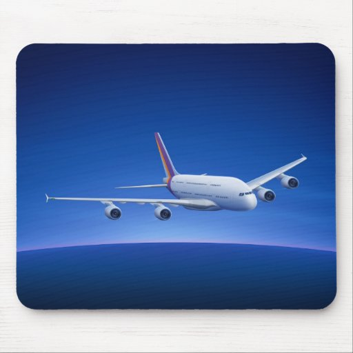 Airbus A380 Mouse Mats