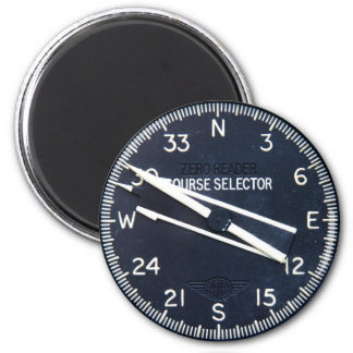 Aircraft Airplane Flying Flight Course Instrument Magnet