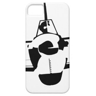 Aircraft Barely There iPhone 5 Case