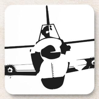 Aircraft Beverage Coaster
