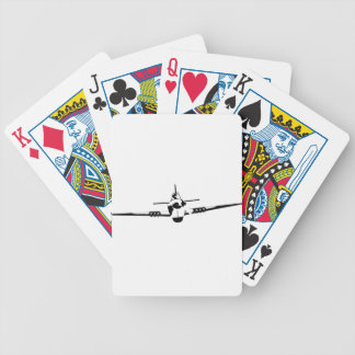 Aircraft Bicycle Playing Cards