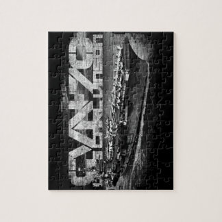 Aircraft carrier Carl Vinson Puzzle