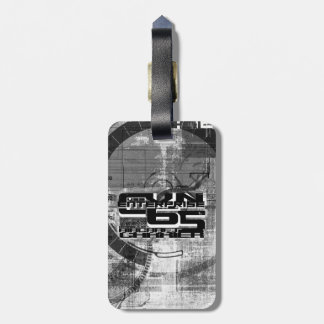 Aircraft carrier Enterprise Luggage Tag