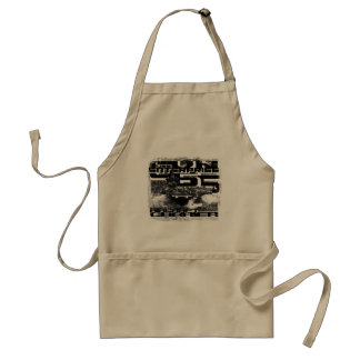 Aircraft carrier Enterprise Standard Apron Apron