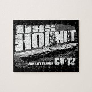 Aircraft carrier Hornet Puzzle