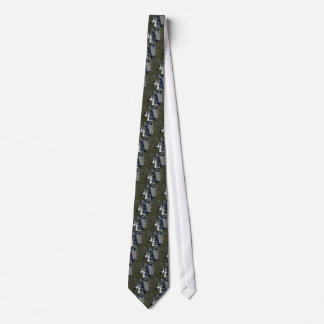 Aircraft Carrier Intrepid New York city Tie