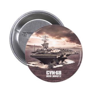 Aircraft carrier Nimitz Button