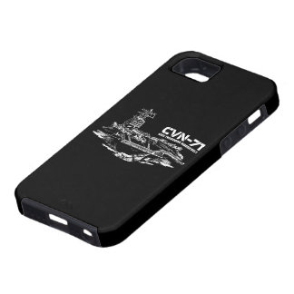Aircraft carrier Theodore Roosevelt Casemate case