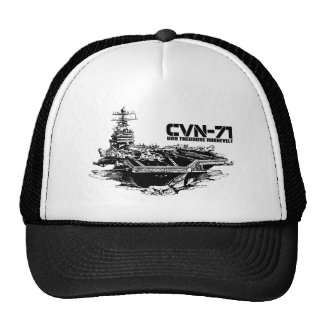 Aircraft carrier Theodore Roosevelt Hat
