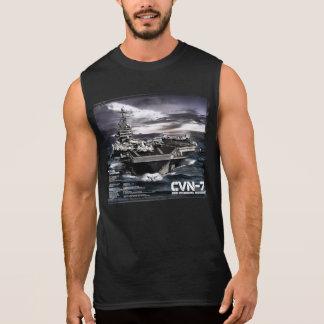 Aircraft carrier Theodore Roosevelt Sleeveless Sh Sleeveless Shirt