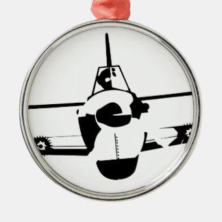 Aircraft Christmas Ornament
