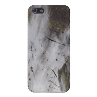 Aircraft dissipation trails iPhone 5/5S cases
