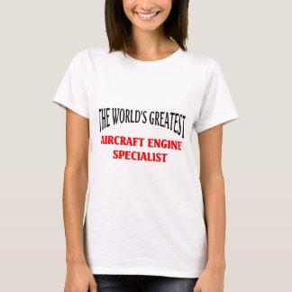 Aircraft Engine Specialist T-Shirt