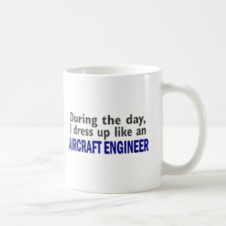 AIRCRAFT ENGINEER During The Day Coffee Mug