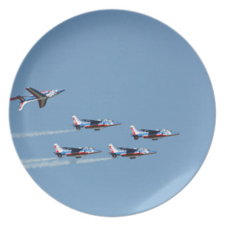 Aircraft France Plate
