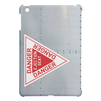 Aircraft fuselage (Danger Ejection seat) Cover For The iPad Mini