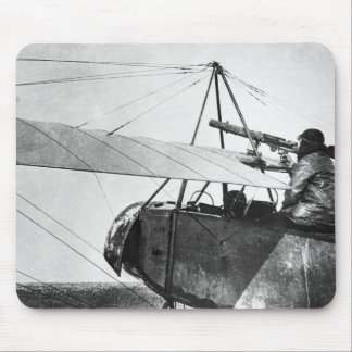 Aircraft gunner during the Battle of the Marne, 19 Mouse Mat