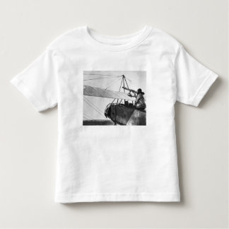 Aircraft gunner during the Battle of the Marne, 19 Toddler T-Shirt