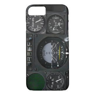 Aircraft Instrument Panel iPhone 7 Case