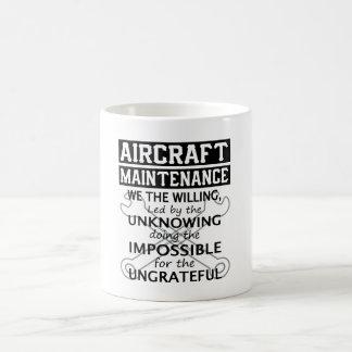 Aircraft Maintenance Coffee Mug