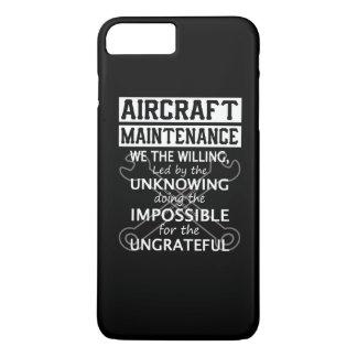 Aircraft Maintenance iPhone 7 Plus Case