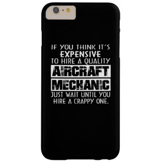 Aircraft Mechanic Barely There iPhone 6 Plus Case