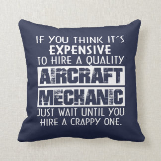 Aircraft Mechanic Cushion