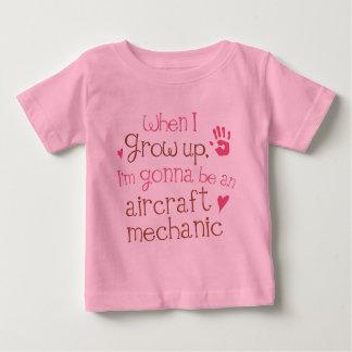 Aircraft Mechanic (Future) Infant Baby T-Shirt