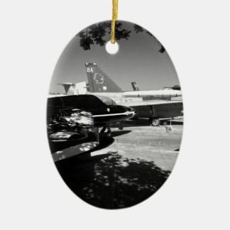 Aircraft museum Garden display Christmas Ornament